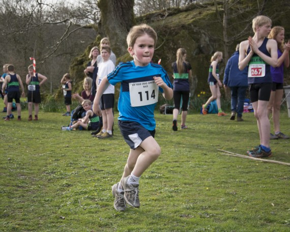 DSC3116 570x456 Todd Crag Junior Fell Race Photos 2015