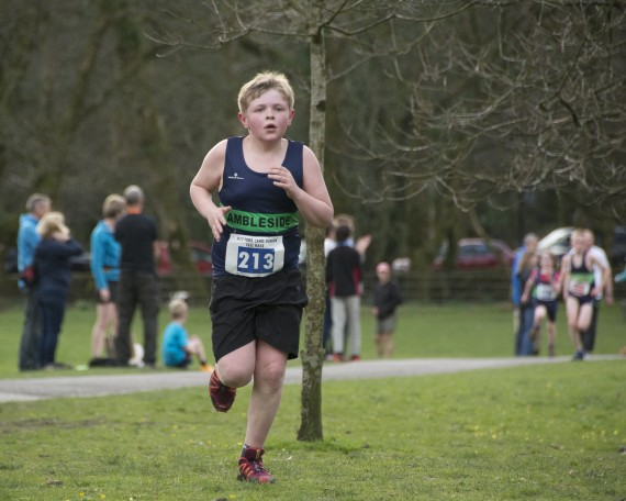 DSC3247 570x456 Todd Crag Junior Fell Race Photos 2015