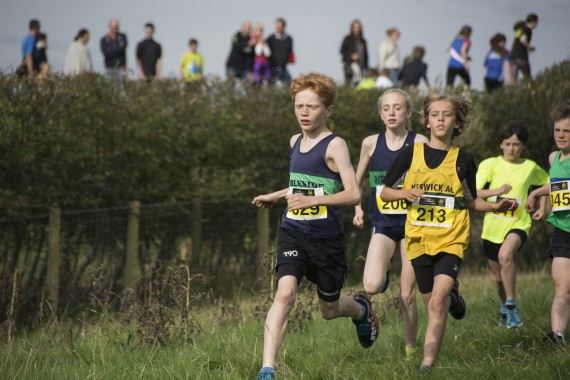 DSC6021 570x380 Cumbria Cross Country Photos   Cockermouth 2015