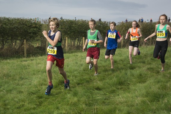DSC6025 570x380 Cumbria Cross Country Photos   Cockermouth 2015