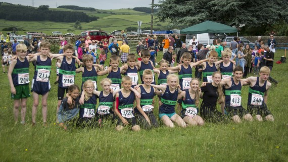 DSC2311 570x321 Clougha Pike English Championship Fell Race Photos 2016