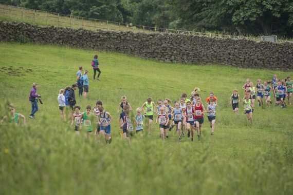 DSC2541 570x380 Clougha Pike English Championship Fell Race Photos 2016