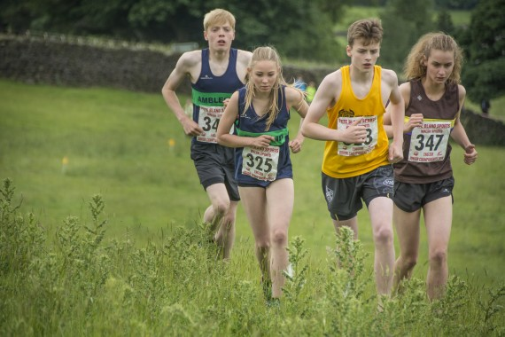 DSC2555 570x380 Clougha Pike English Championship Fell Race Photos 2016