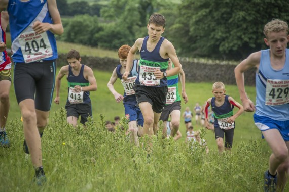 DSC2592 570x380 Clougha Pike English Championship Fell Race Photos 2016
