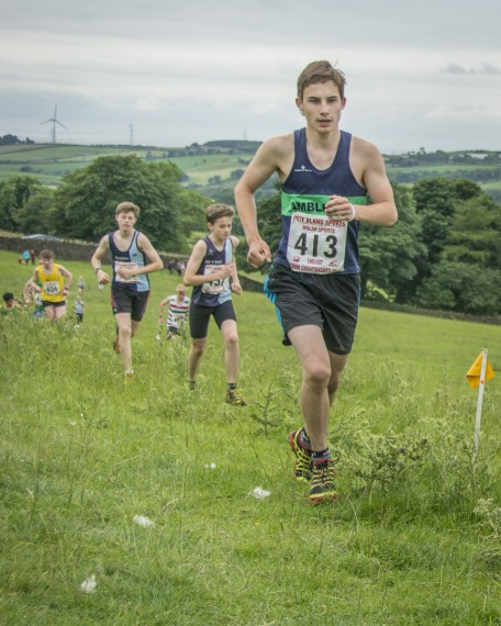 DSC2597 456x570 Clougha Pike English Championship Fell Race Photos 2016