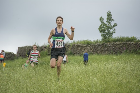 DSC2616 570x380 Clougha Pike English Championship Fell Race Photos 2016