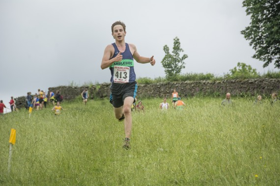 DSC2624 570x380 Clougha Pike English Championship Fell Race Photos 2016
