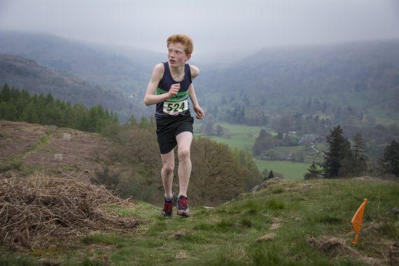 DSC8713 570x380 Todd Crag Fell Race Photos 2017