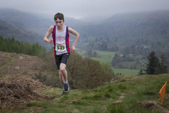 DSC8716 570x380 Todd Crag Fell Race Photos 2017