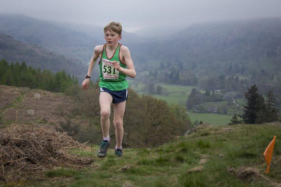 DSC8723 570x380 Todd Crag Fell Race Photos 2017