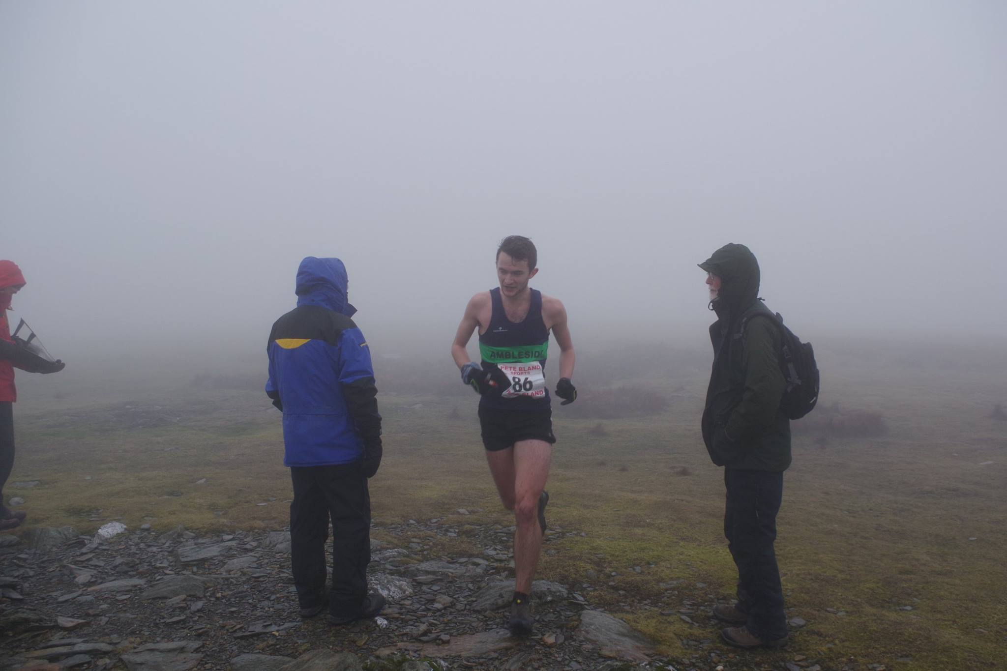 Black Combe 2018 Matt Elkington Black Combe race report