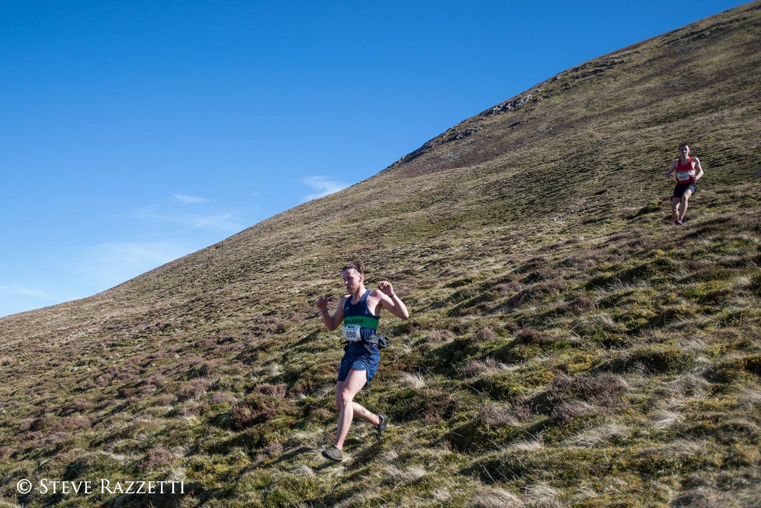 Causey 2018 Harry Shuell Causey Pike Fell Race