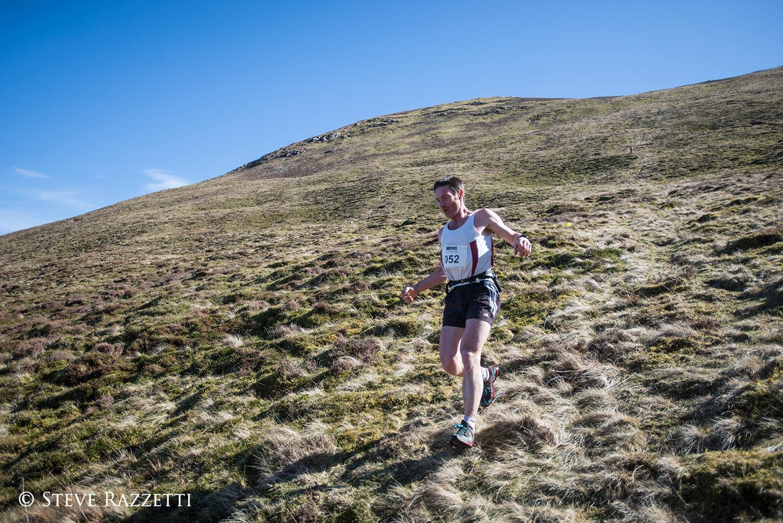 Causey 2018 Paul Cornforth Causey Pike Fell Race