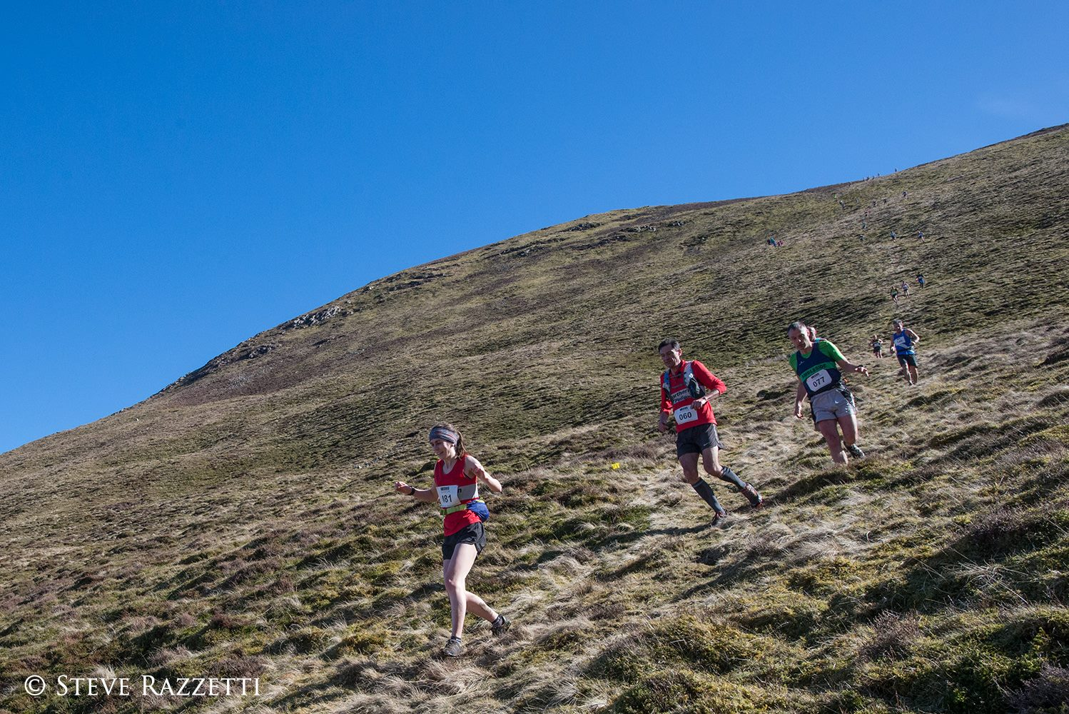 Causey 2018 Paul Simpson Causey Pike Fell Race