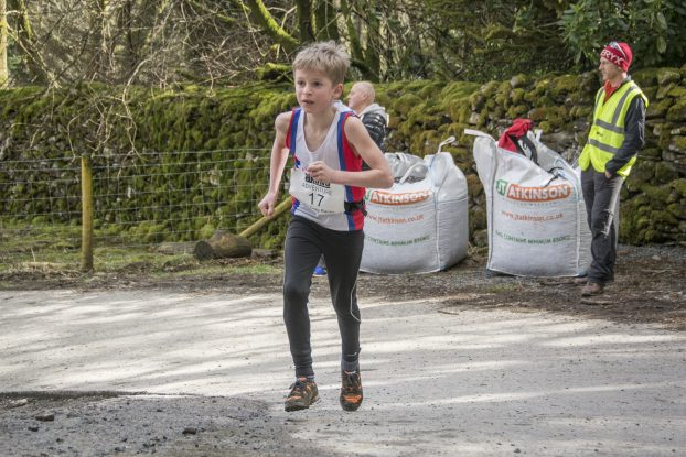 DSC4251 622x415 Todd Crag Junior Fell Race Photos 2018