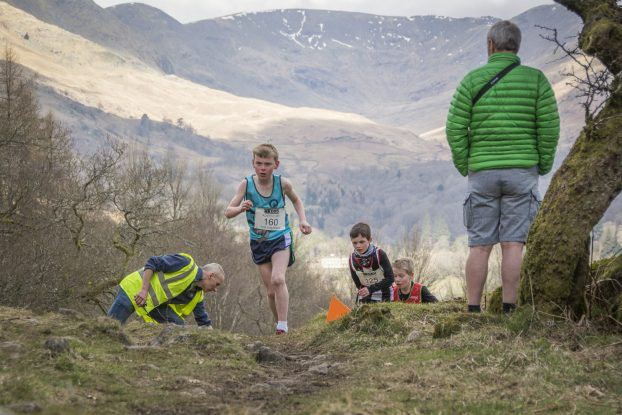 DSC4520 622x415 Todd Crag Junior Fell Race Photos 2018
