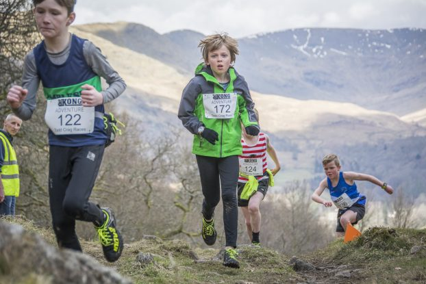 DSC4532 622x415 Todd Crag Junior Fell Race Photos 2018