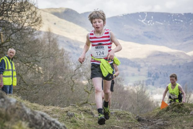 DSC4535 622x415 Todd Crag Junior Fell Race Photos 2018