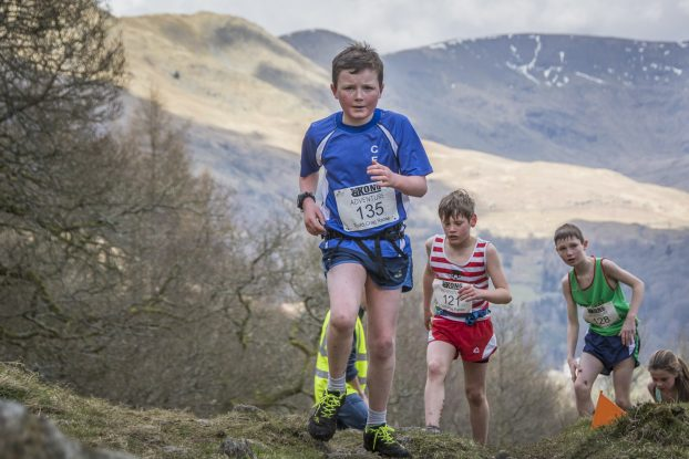 DSC4564 622x415 Todd Crag Junior Fell Race Photos 2018