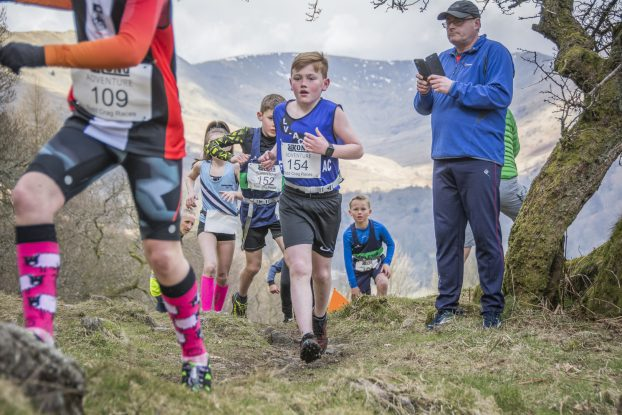 DSC4590 622x415 Todd Crag Junior Fell Race Photos 2018