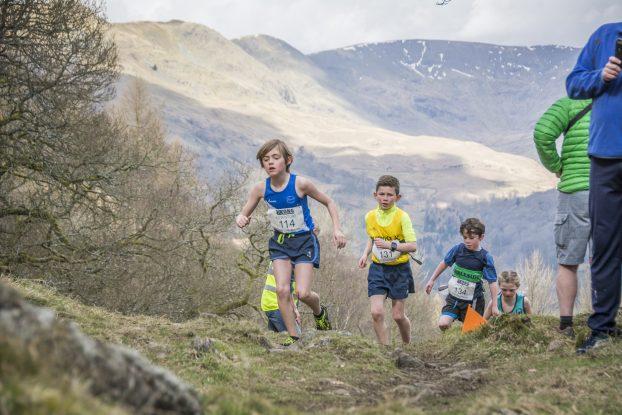 DSC4604 622x415 Todd Crag Junior Fell Race Photos 2018