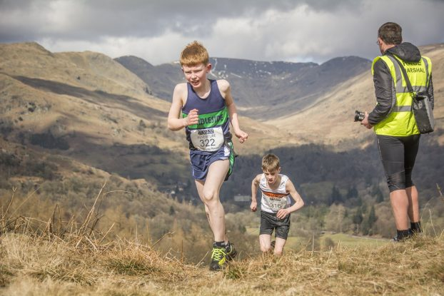 DSC4716 622x415 Todd Crag Junior Fell Race Photos 2018