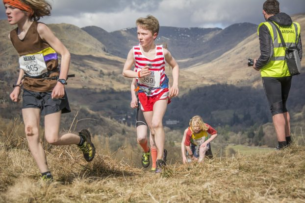 DSC4739 622x415 Todd Crag Junior Fell Race Photos 2018