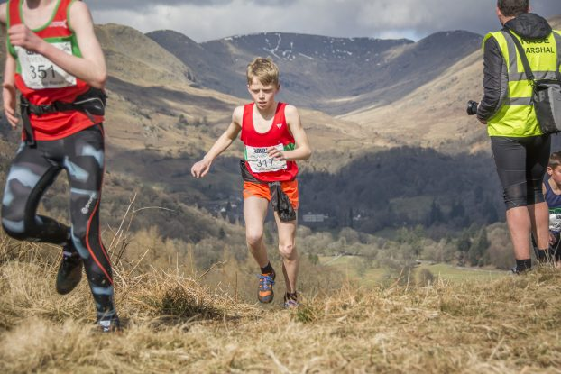 DSC4747 622x415 Todd Crag Junior Fell Race Photos 2018