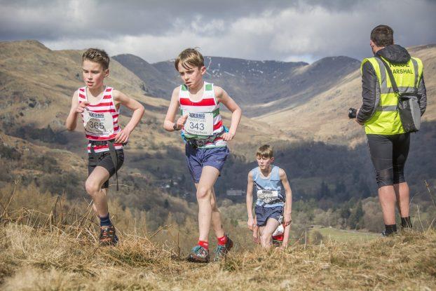 DSC4757 622x415 Todd Crag Junior Fell Race Photos 2018