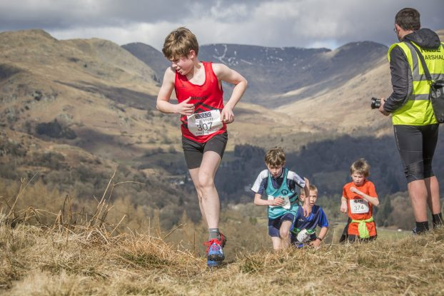 DSC4767 622x415 Todd Crag Junior Fell Race Photos 2018