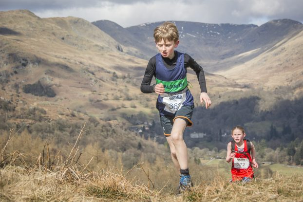 DSC4796 622x415 Todd Crag Junior Fell Race Photos 2018