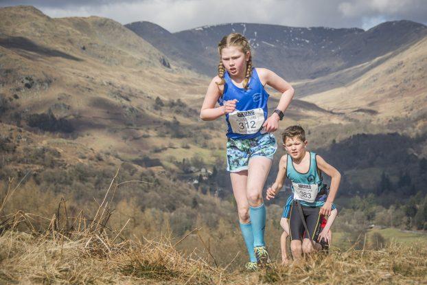 DSC4821 622x415 Todd Crag Junior Fell Race Photos 2018