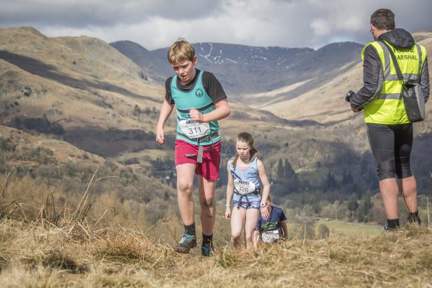 DSC4858 622x415 Todd Crag Junior Fell Race Photos 2018