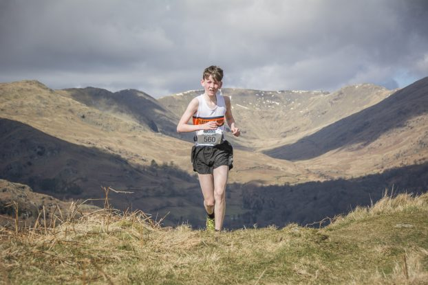 DSC4920 622x415 Todd Crag Junior Fell Race Photos 2018