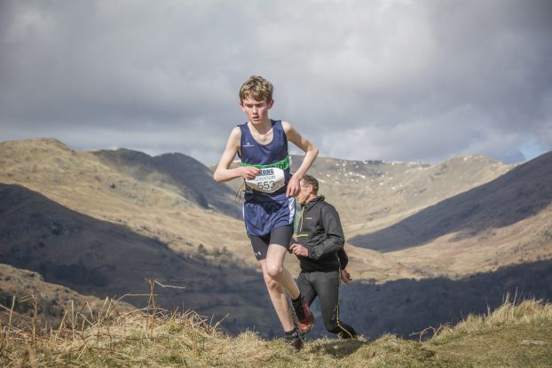 DSC4923 622x415 Todd Crag Junior Fell Race Photos 2018