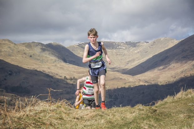 DSC4940 622x415 Todd Crag Junior Fell Race Photos 2018