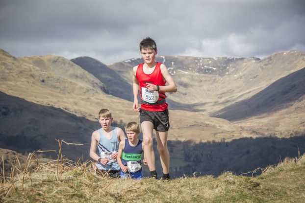 DSC4969 622x415 Todd Crag Junior Fell Race Photos 2018