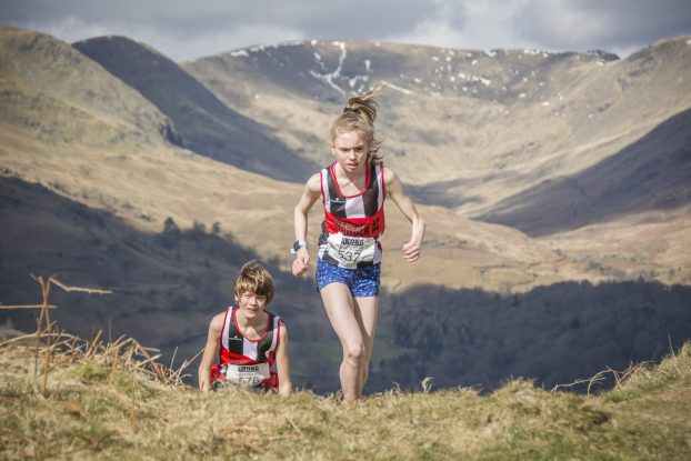 DSC4981 622x415 Todd Crag Junior Fell Race Photos 2018