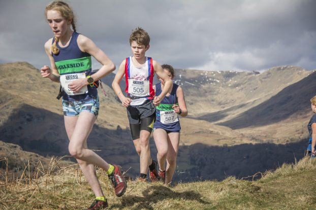 DSC5005 622x415 Todd Crag Junior Fell Race Photos 2018