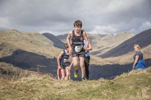 DSC5009 622x415 Todd Crag Junior Fell Race Photos 2018