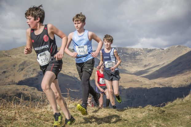 DSC5011 622x415 Todd Crag Junior Fell Race Photos 2018