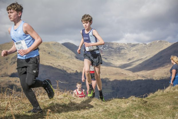 DSC5012 622x415 Todd Crag Junior Fell Race Photos 2018