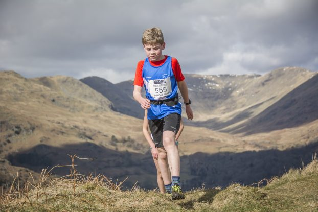 DSC5028 622x415 Todd Crag Junior Fell Race Photos 2018