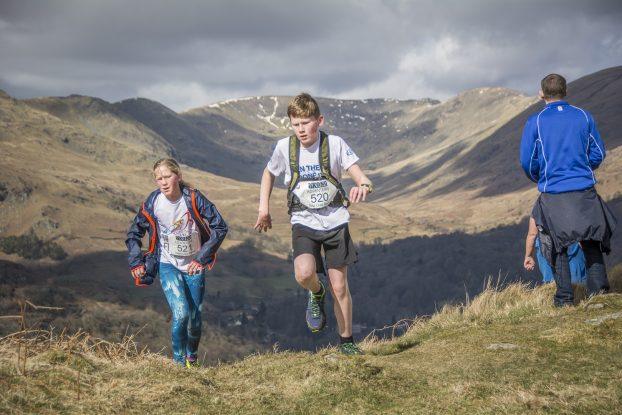 DSC5052 622x415 Todd Crag Junior Fell Race Photos 2018
