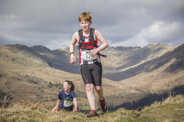 DSC5075 622x415 Todd Crag Junior Fell Race Photos 2018