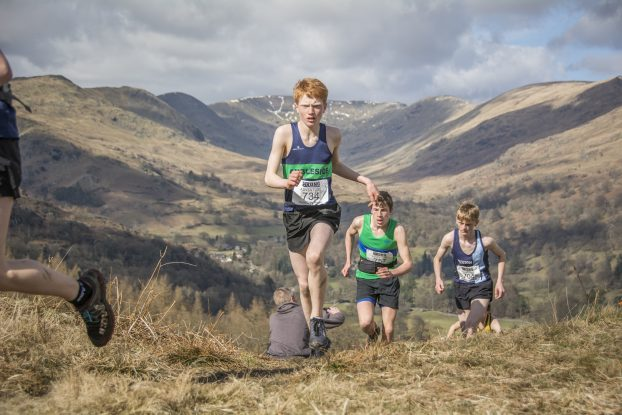 DSC5100 622x415 Todd Crag Junior Fell Race Photos 2018