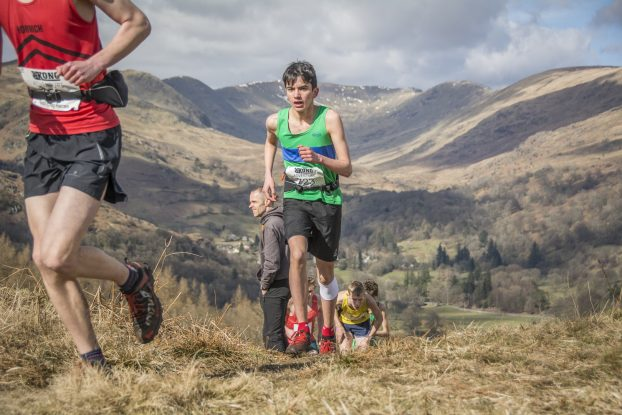 DSC5114 622x415 Todd Crag Junior Fell Race Photos 2018