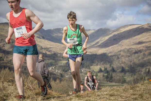 DSC5119 622x415 Todd Crag Junior Fell Race Photos 2018