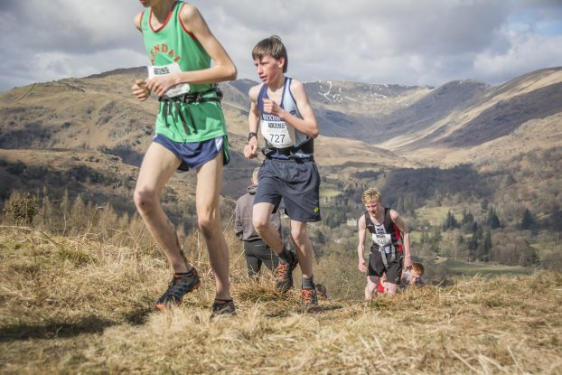 DSC5121 622x415 Todd Crag Junior Fell Race Photos 2018