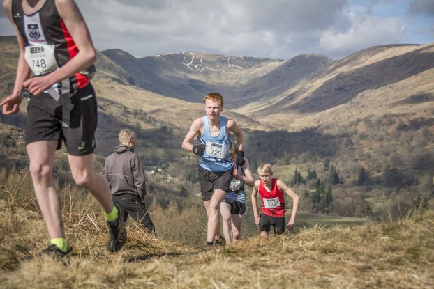 DSC5126 622x415 Todd Crag Junior Fell Race Photos 2018